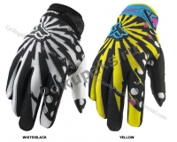 Cycling gloves FOX DC